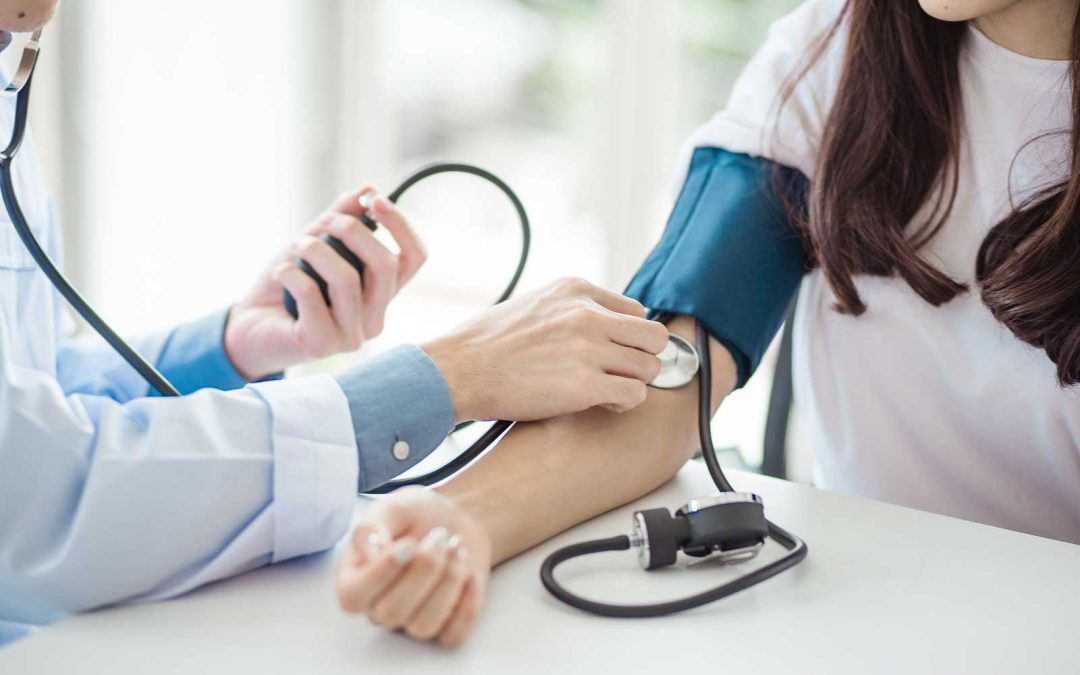Chinese Medicine and High Blood Pressure